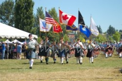 CAF's 21st Annual Highland Games