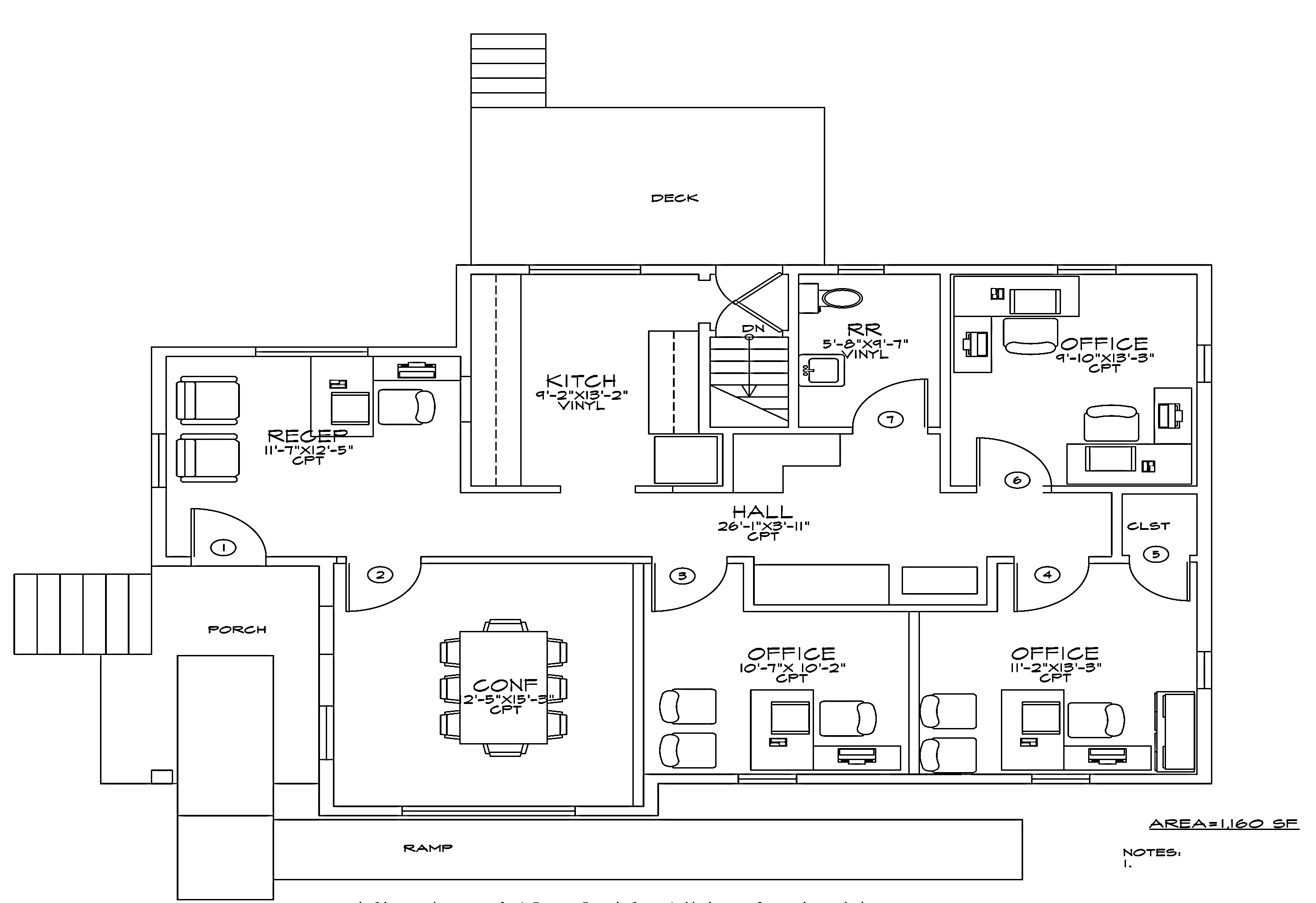 Floor plan for office celtic arts foundation for Office planner