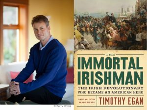 Timothy Egan Book Lecture & Signing