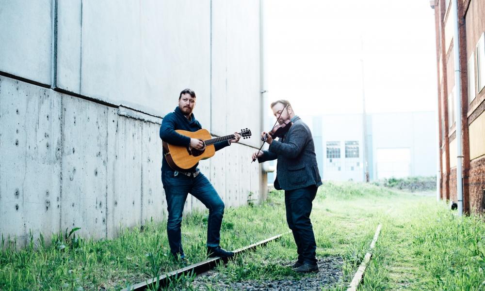 Ryan McKasson & Eric McDonald Concert