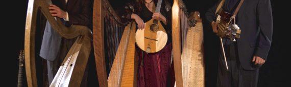 Patrick Ball, Lisa Lynne & Aryeh Frankfurter Concert